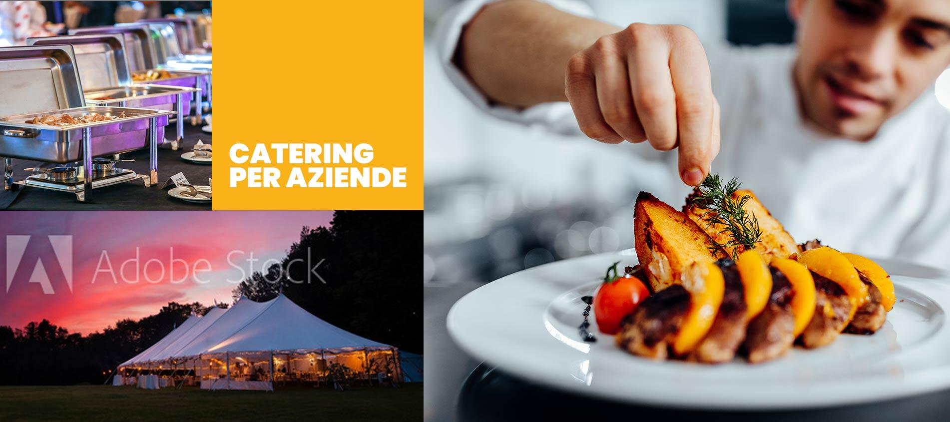 Servizi di catering aziendale