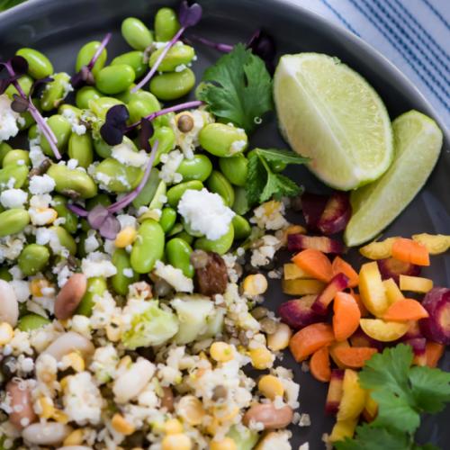 _Atmospherae Catering da Asporto salade orientale alla soia