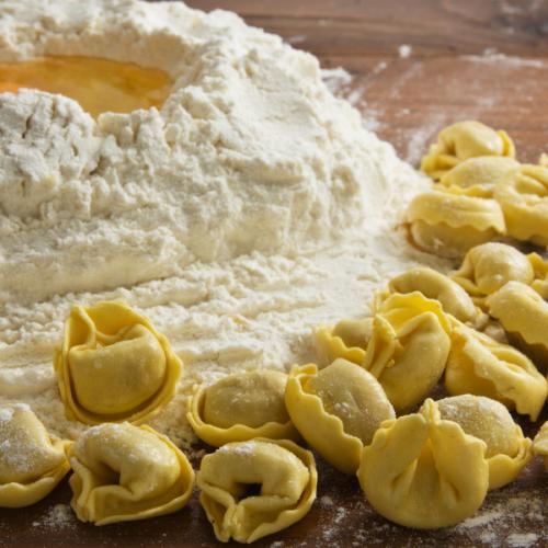 Tortellini bolognesi Atmospherae Catering Bologna