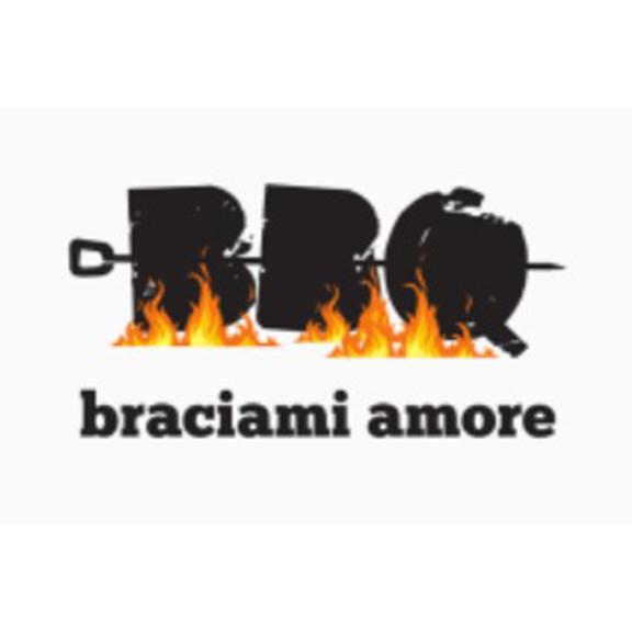 Il logo di Braciami Amore il servizio speciale di Atmopsherae dedicato alla brace