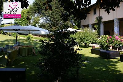 giardino della location